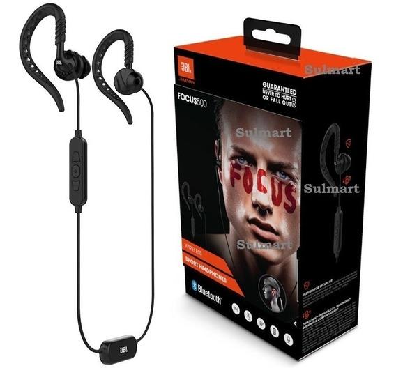 Fone De Ouvido Bluetooth Jbl Focus 500