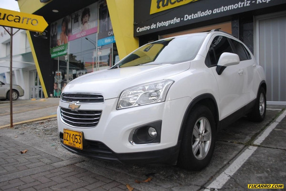 Chevrolet Tracker Lt Automatica