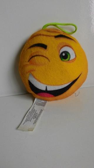 Mini Pelúcia Emoji Dupla Face Coleção Mcdonalds