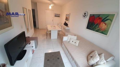 Imagem 1 de 6 de Apartamento Residencial À Venda, Centro, Guarujá - . - Ap10743