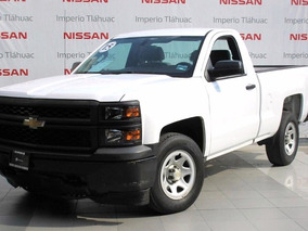Chevrolet Silverado 4.3 1500 Cab Reg V6/ Aa At Super Precio!