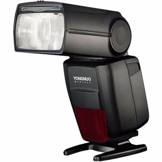 Flash Speedlite Com Bateria Litio Yongnuo Yn686ex-rt Canon