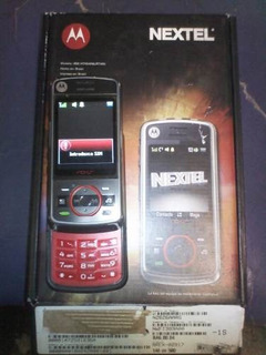 Nextel Iden Boost Mobile Usa I856 I856w Nuevo En Caja 0km