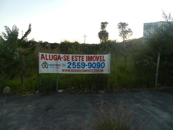 Lote Comercial Para Alugar No Granja Ouro Branco Em Contagem/mg - 833