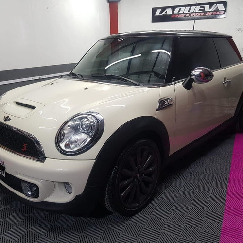Mini Cooper S 1.6 Hot At 2013