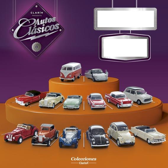 Autos Clásicos Colección Clarín - Consultar Precio De Autos