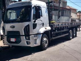 Ford Cargo 2423 2429 Bau Carroceria Bau Sider Munck