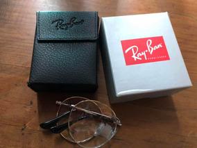 Lentes Oftalmicos Ray Ban Redondos/plegables