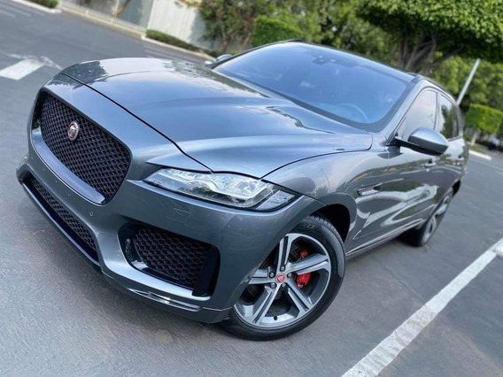 Jaguar F-pace 3.0 First Edition At 2018