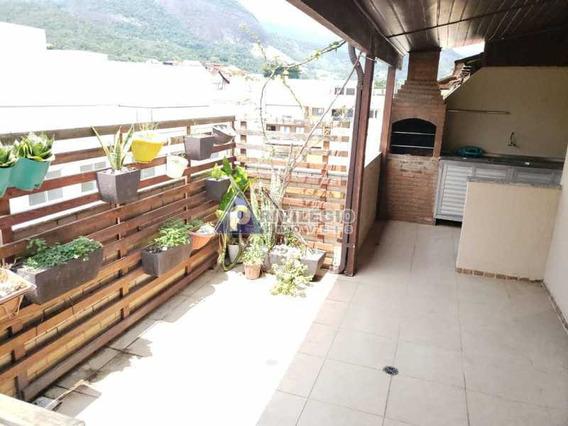 Apartamento À Venda, 3 Quartos, 2 Vagas, Anil - Rio De Janeiro/rj - 18756