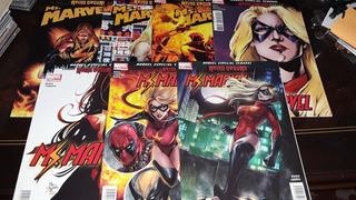 Miss Marvel Reino Oscuro Marvel Comic Televisa Invasion Thor