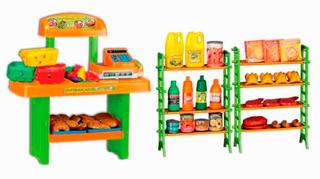 Supermercado Registradora Petit Gourmet Lionels Juguete Niño