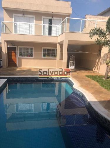 Casa Sobrado Em Cidade Vargas  -  São Paulo - 8915