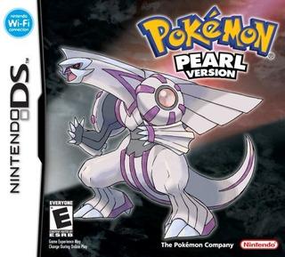 Pokemon Pearl - Nintendo Ds (2007) Nuevo Y Sellado.