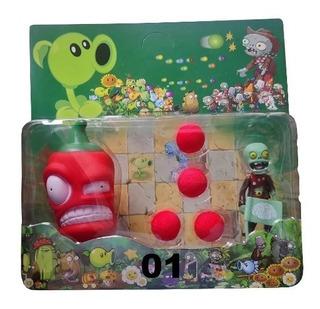 Plantas Vs Zombies - Muñecos, Personajes