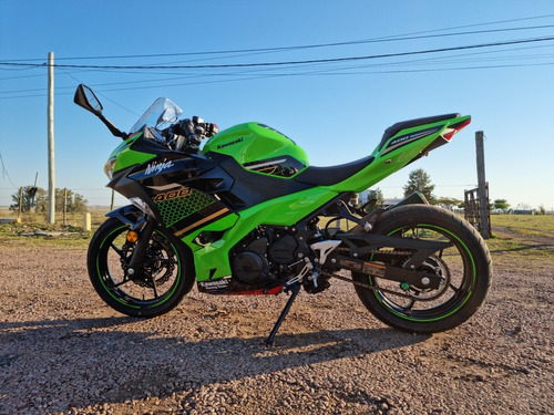 Kawasaki Ninja 400 Krt