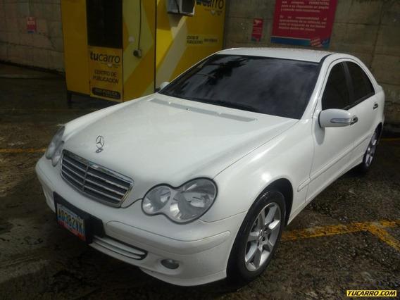 Mercedes Benz Clase C 200 Kompressor