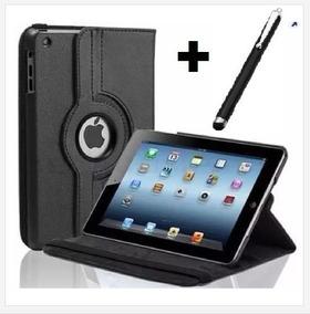 Capa Giratória 360° iPad 2 3 E 4 + Caneta Touch