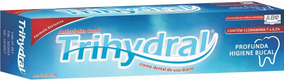 Trihydral - Creme Dental Com Flúor E Cloramina-t