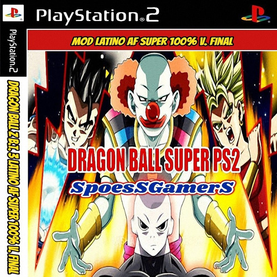 Dragon Ball Z B T3 Af Super 100% Final Ps2 Patch
