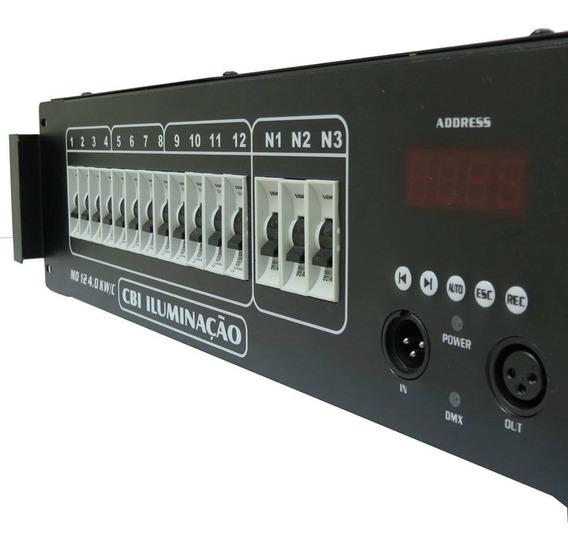 Modulo Dimmer Digital Dmx Cbi