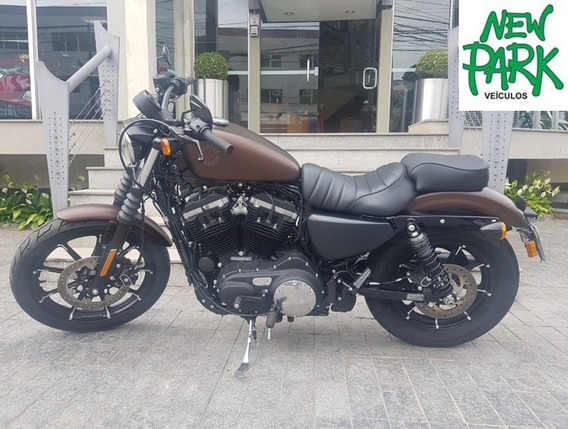 Harley-davidson Sportster Xl 883 Iron