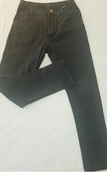 Pantalon Negro Chupin Niño - Cheeky