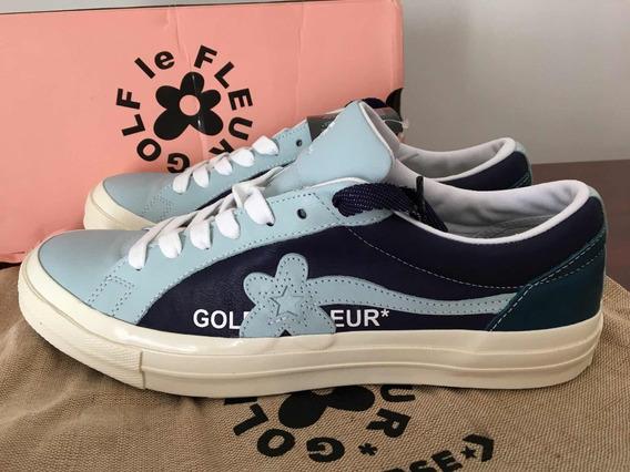 Converse X Golf Le Fleur Size 44 Br 12 Us Original Novo