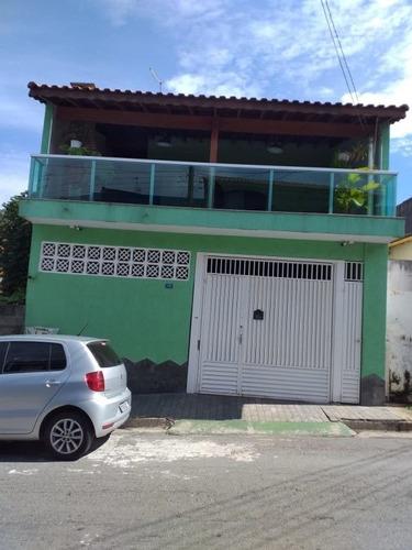 Sobrado Para Venda No Bairro Jardim Pinheiros Em Guarulhos - Cod: Ai22908 - Ai22908