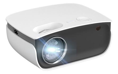 Imagen 1 de 10 de Mini Proyector Gadnic Full Hd 2800 Lumenes Wifi 120 Pulgadas