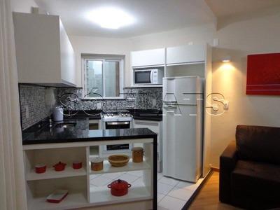 Flat Disponível Para Locação No Itaim Bibi (11) 97119-0488