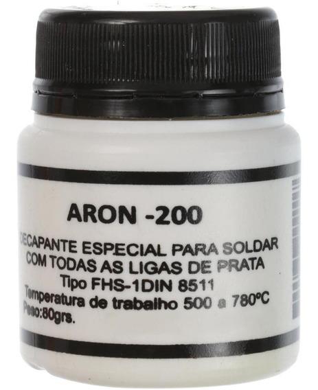 Pasta Fluxo Para Solda 80g Aron - 200