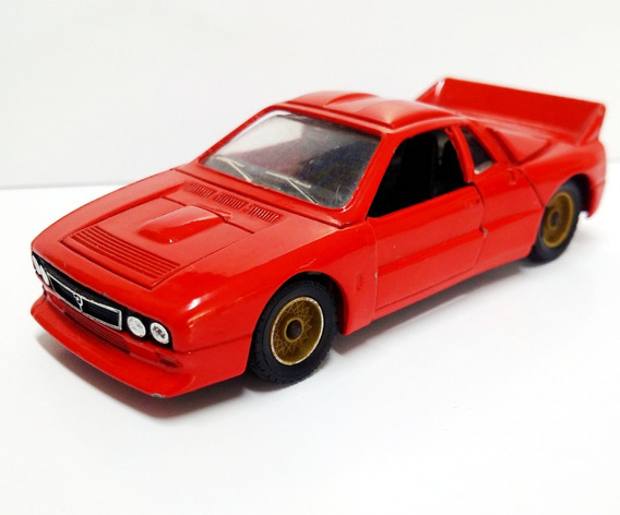 Lancia 037 Rally Grupo B 1/43 Solido (france)