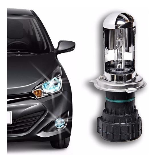 Lampara Bixenon H4 En 6000k 8000k Iluminacion Para Autos
