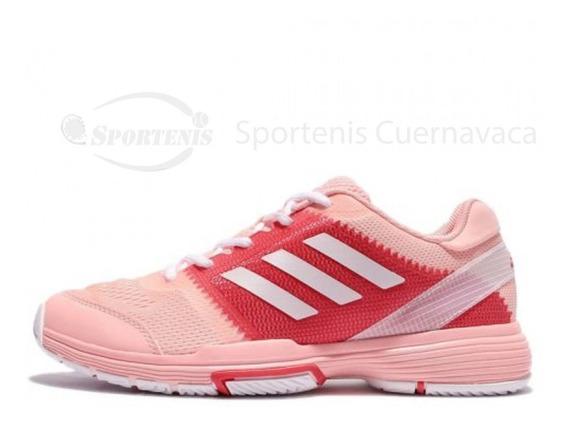 Tenis adidas Barricade Club W Rosa Dama
