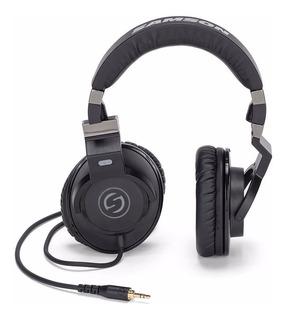 Auriculares Samson Z35 Para Estudio, Con Respuesta Plana