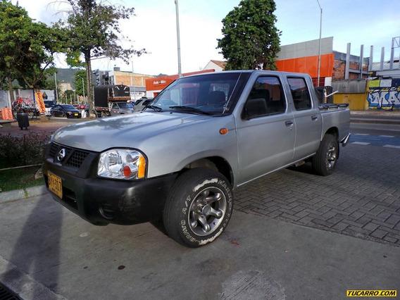 Nissan Frontier Platon