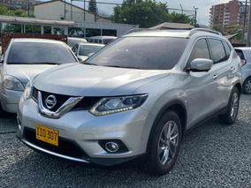 Nissan X-trail Exclusive 4x4 Techo