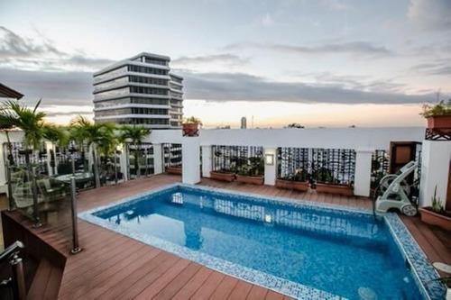 Penthouse Con Vista Al Mar En La Exclusiva Zona De La Esperi