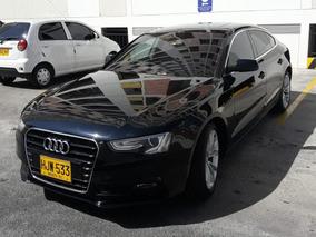 Audi A5 Sportback Color Negro Modelo 2014