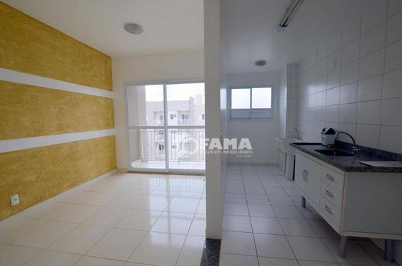 Apartamento Com 2 Dormitórios À Venda, 58 M² Residencial Premiere Morumbi - Paulínia/sp - Ap0146