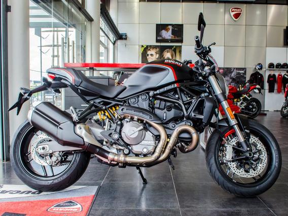 Ducati Monster 821 Dark Stealth Como Nueva En Garantía.