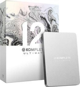 Komplete 12 Collectors Edition Para Windows Mac Promoção