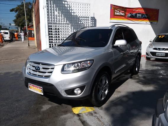 Hyundai Santa Fe 3.5 7lugares 4wd Aut. 5p 2010/2011