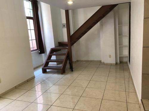 Departamento En Renta En Colonia Guerrero