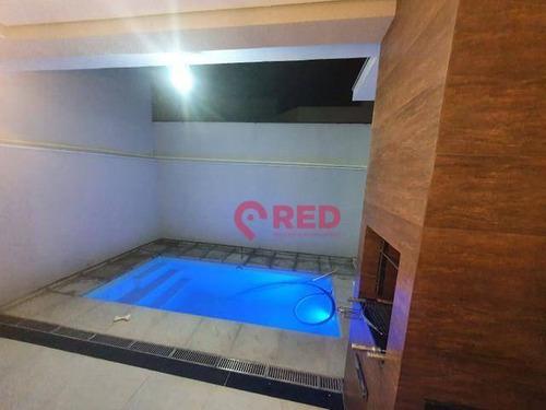 Casa Com 3 Dormitórios À Venda, 160 M² Por R$ 830.000,00 - Condomínio Golden Park Residence - Sorocaba/sp - Ca0397