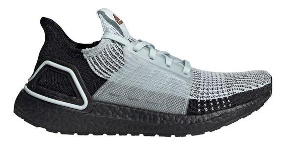 Zapatillas adidas Ultraboost 19 Agua/negra De Mujer