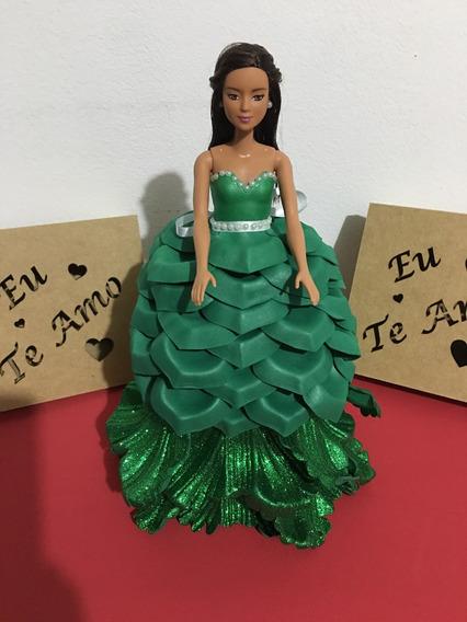 Boneca Barbie Eva