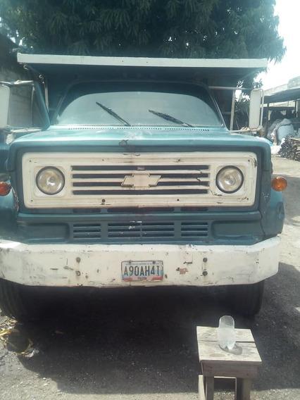 Camion Plataforma Chevrolet C60