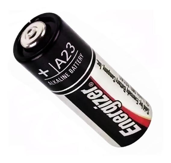 Bateria Pilha Alcalina 12 V A23 Controle Portão Energizer